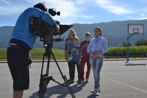 Novinarsko ustvarjanje in javno nastopanje