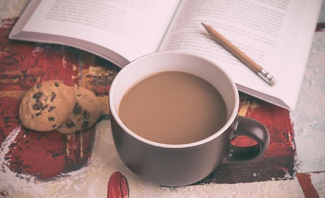 knjiga in kava